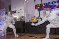 """Fencing In The Schools """"Turn The Light On Gala"""" Hosted by Tim Gunn and Tim Morehouse  #88"""