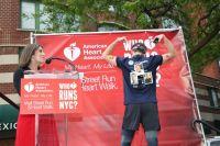 Wall Street Run & Heart Walk (Part 2)  #140