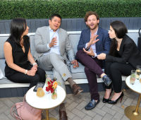 Guest of a Guest and Cointreau's Exclusive Soiree with Mario Batali at La Sirena #152