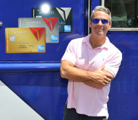 #DeltaAmexPerks Coolhaus Ice Cream Tour Kickoff with Andy Cohen #107