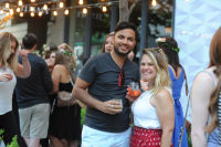 CHICAGO, IL - JULY 22: (L-R): Jay and Kate Kaushal photographed during Molly Guy's Chicago Soiree in Bloom curated with Cointreau and Guest of a Guest on Friday, July 22, 2016 at The James Chicago hotel in Chicago, Illinois. (Photo by Randy Belice)