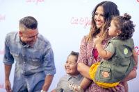 Jorge Bernal, karla birbragher and kids