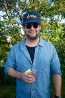 Guest Of A Guest & Oliver Peoples Host A Paella Party In Montauk #111
