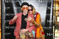 X Jewellery & The Fashion Guitar  Kick-Off NYFW  #45