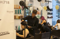 A Fashion Week Pamper Party at Salon 718! #19