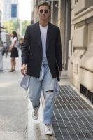 NYFW Street Style: Day 1 #20