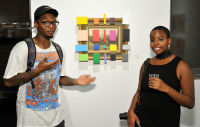 Not The Sum Of Its Parts exhibition opening at Joseph Gross Gallery #44