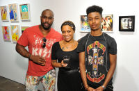 Not The Sum Of Its Parts exhibition opening at Joseph Gross Gallery #49