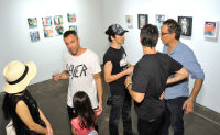 Not The Sum Of Its Parts exhibition opening at Joseph Gross Gallery #58
