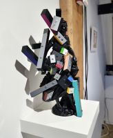 Not The Sum Of Its Parts exhibition opening at Joseph Gross Gallery #121