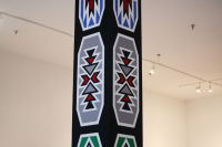 Belvedere Celebrates (RED) and Partnership with South African Artist, Esther Mahlangu at Ace Gallery in Los Angeles [Cocktail Reception] #3
