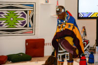 Belvedere Celebrates (RED) and Partnership with South African Artist, Esther Mahlangu at Ace Gallery in Los Angeles [Cocktail Reception] #4