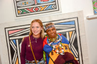 Belvedere Celebrates (RED) and Partnership with South African Artist, Esther Mahlangu at Ace Gallery in Los Angeles [Cocktail Reception] #11