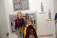 Belvedere Celebrates (RED) and Partnership with South African Artist, Esther Mahlangu at Ace Gallery in Los Angeles [Cocktail Reception] #12