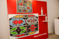 Belvedere Celebrates (RED) and Partnership with South African Artist, Esther Mahlangu at Ace Gallery in Los Angeles [Cocktail Reception] #16