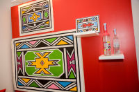 Belvedere Celebrates (RED) and Partnership with South African Artist, Esther Mahlangu at Ace Gallery in Los Angeles [Cocktail Reception] #17