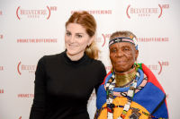 Belvedere Celebrates (RED) and Partnership with South African Artist, Esther Mahlangu at Ace Gallery in Los Angeles [Cocktail Reception] #24