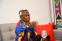 Belvedere Celebrates (RED) and Partnership with South African Artist, Esther Mahlangu at Ace Gallery in Los Angeles [Cocktail Reception] #35