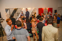 Belvedere Celebrates (RED) and Partnership with South African Artist, Esther Mahlangu at Ace Gallery in Los Angeles [Cocktail Reception] #39