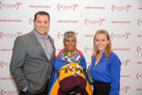 Belvedere Celebrates (RED) and Partnership with South African Artist, Esther Mahlangu at Ace Gallery in Los Angeles [Cocktail Reception] #45
