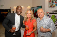 Belvedere Celebrates (RED) and Partnership with South African Artist, Esther Mahlangu at Ace Gallery in Los Angeles [Cocktail Reception] #47