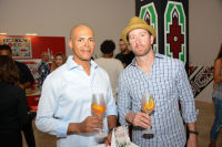 Belvedere Celebrates (RED) and Partnership with South African Artist, Esther Mahlangu at Ace Gallery in Los Angeles [Cocktail Reception] #48
