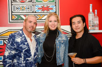 Belvedere Celebrates (RED) and Partnership with South African Artist, Esther Mahlangu at Ace Gallery in Los Angeles [Cocktail Reception] #59