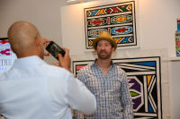 Belvedere Celebrates (RED) and Partnership with South African Artist, Esther Mahlangu at Ace Gallery in Los Angeles [Cocktail Reception] #60