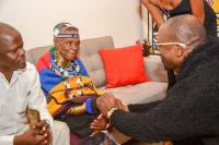 Belvedere Celebrates (RED) and Partnership with South African Artist, Esther Mahlangu at Ace Gallery in Los Angeles [Cocktail Reception] #62