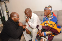 Belvedere Celebrates (RED) and Partnership with South African Artist, Esther Mahlangu at Ace Gallery in Los Angeles [Cocktail Reception] #65