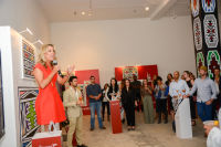 Belvedere Celebrates (RED) and Partnership with South African Artist, Esther Mahlangu at Ace Gallery in Los Angeles [Cocktail Reception] #73