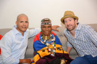 Belvedere Celebrates (RED) and Partnership with South African Artist, Esther Mahlangu at Ace Gallery in Los Angeles [Cocktail Reception] #76