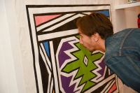 Belvedere Celebrates (RED) and Partnership with South African Artist, Esther Mahlangu at Ace Gallery in Los Angeles [Cocktail Reception] #78