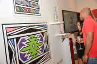 Belvedere Celebrates (RED) and Partnership with South African Artist, Esther Mahlangu at Ace Gallery in Los Angeles [Cocktail Reception] #81