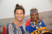 Belvedere Celebrates (RED) and Partnership with South African Artist, Esther Mahlangu at Ace Gallery in Los Angeles [Cocktail Reception] #84
