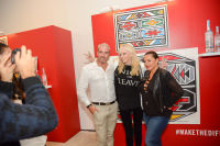 Belvedere Celebrates (RED) and Partnership with South African Artist, Esther Mahlangu at Ace Gallery in Los Angeles [Cocktail Reception] #102