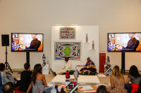 Belvedere (RED) Art Class at Ace Gallery in Los Angeles, CA on September 14, 2016 (Photo by Inae Bloom / Guest of a Guest)
