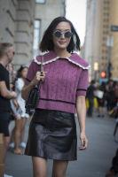 NYFW Street Style: Day 4 #25