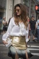 NYFW Street Style: Day 4 #12