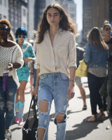NYFW Street Style: Day 5 #3