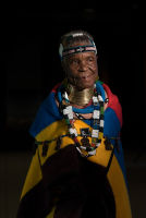 Belvedere Celebrates (RED) and Partnership with South African Artist, Esther Mahlangu at the Dusable Museum in Chicago #6