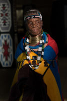 Belvedere Celebrates (RED) and Partnership with South African Artist, Esther Mahlangu at the Dusable Museum in Chicago #8