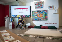 Belvedere Celebrates (RED) and Partnership with South African Artist, Esther Mahlangu at the Dusable Museum in Chicago #20
