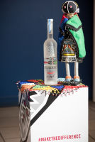 Belvedere Celebrates (RED) and Partnership with South African Artist, Esther Mahlangu at the Dusable Museum in Chicago #39