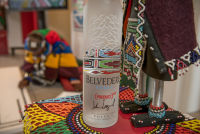 Belvedere Celebrates (RED) and Partnership with South African Artist, Esther Mahlangu at the Dusable Museum in Chicago #76