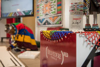 Belvedere Celebrates (RED) and Partnership with South African Artist, Esther Mahlangu at the Dusable Museum in Chicago #78