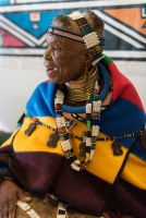 Belvedere Celebrates (RED) and Partnership with South African Artist, Esther Mahlangu at the Dusable Museum in Chicago #129