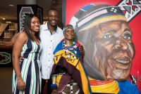 Belvedere Celebrates (RED) and Partnership with South African Artist, Esther Mahlangu at the Dusable Museum in Chicago #130