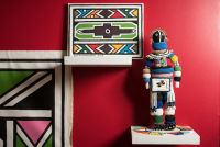 Belvedere Celebrates (RED) and Partnership with South African Artist, Esther Mahlangu at the Dusable Museum in Chicago #155