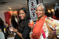 Belvedere Celebrates (RED) and Partnership with South African Artist, Esther Mahlangu at the Dusable Museum in Chicago #194